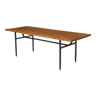 Jean Touret Dining Table for Atelier Marolles For Sale