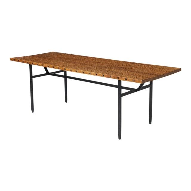 Jean Touret Dining Table for Atelier Marolles For Sale