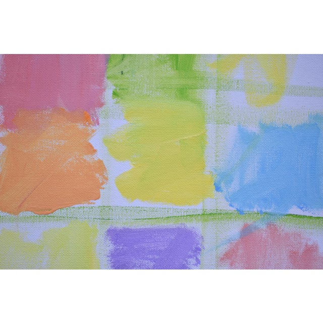 "2010s Modern Abstract Contemporary Painting, ""Spring Equinox"", by Stephen Remick For Sale - Image 5 of 12"