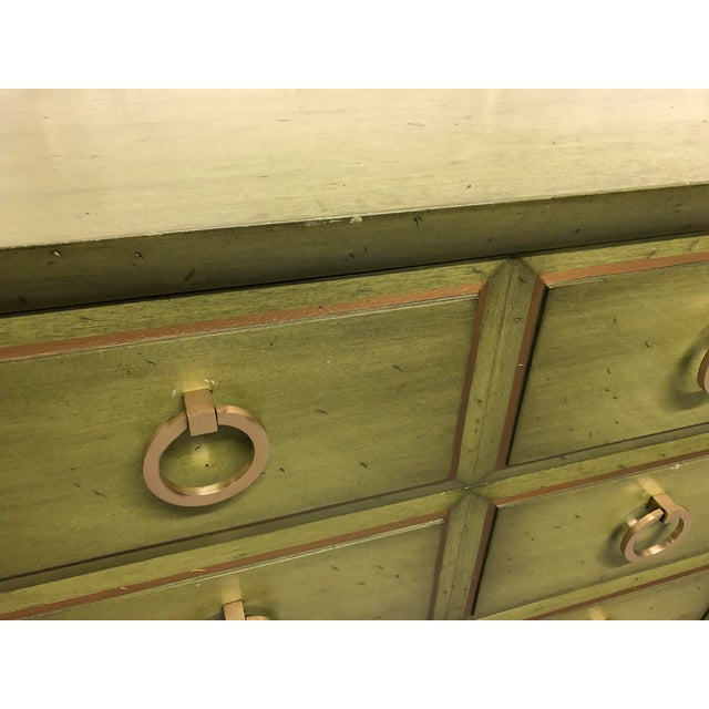 T.H. Robsjohn-Gibbings for Widdicomb Chests-a Pair For Sale - Image 9 of 13