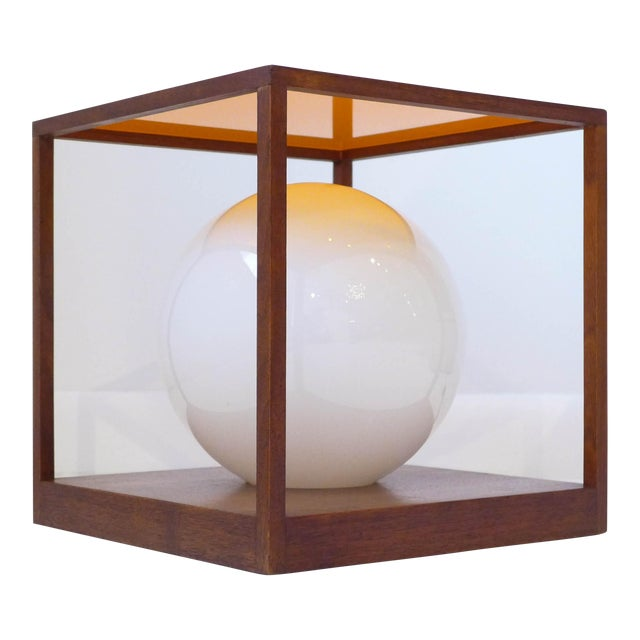 Quadrus Light Table by Paul Mayen for Habitat - Image 1 of 11