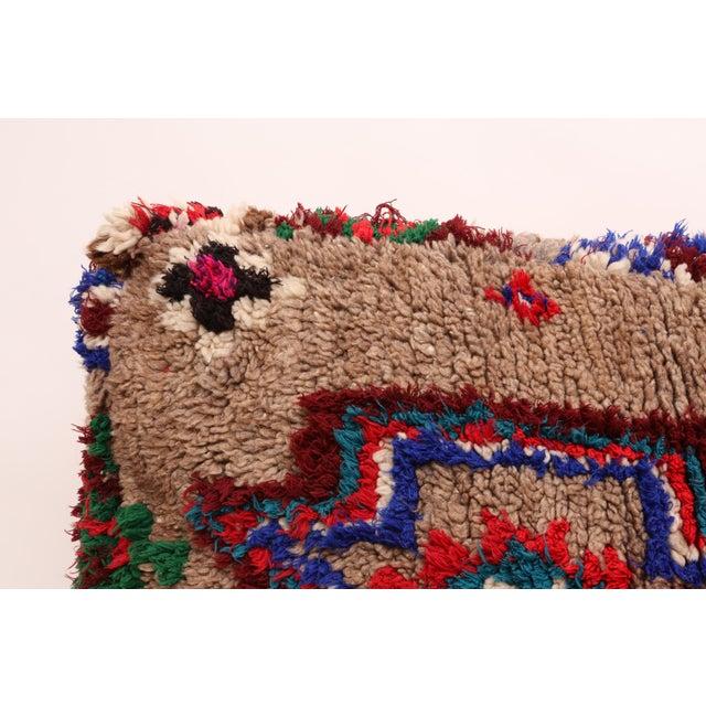 Double Moroccan Floor Pillow - Image 3 of 5