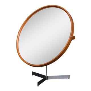 Danish Vanity Mirror For Sale