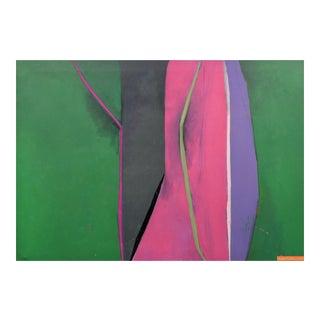 Large Robert Kiley Painting