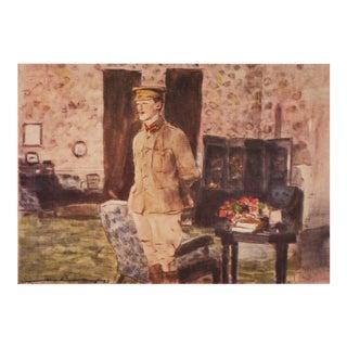 1901 Mortimer Menpes, Duke of Marlborough Cousin of Winston Churchill For Sale