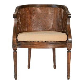 Louis XVI Double Caned Chair