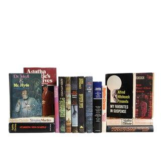 Vintage Suspense/Thriller Novels Book Set, S/15 For Sale