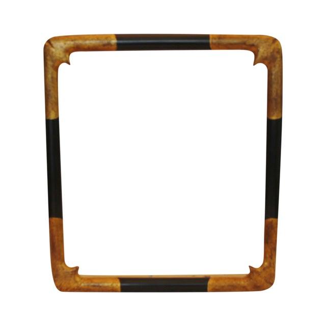 Antique Kobe Cornered Frame - Image 1 of 4