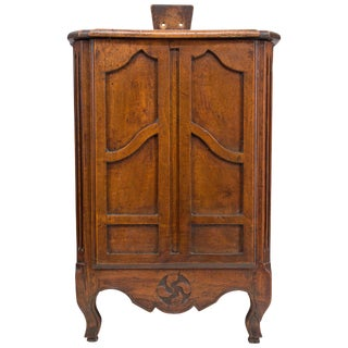 19th Century French Miniature Armoire For Sale