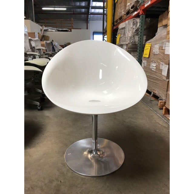Italian Philippe Starck for Kartell Eros Chair For Sale - Image 3 of 5