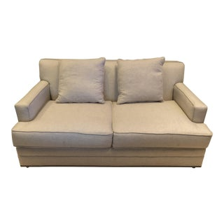 Neutral Light Beige Sofa