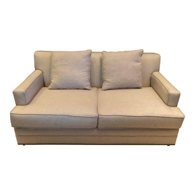 Enjoyable Neutral Light Beige Sofa Download Free Architecture Designs Ogrambritishbridgeorg