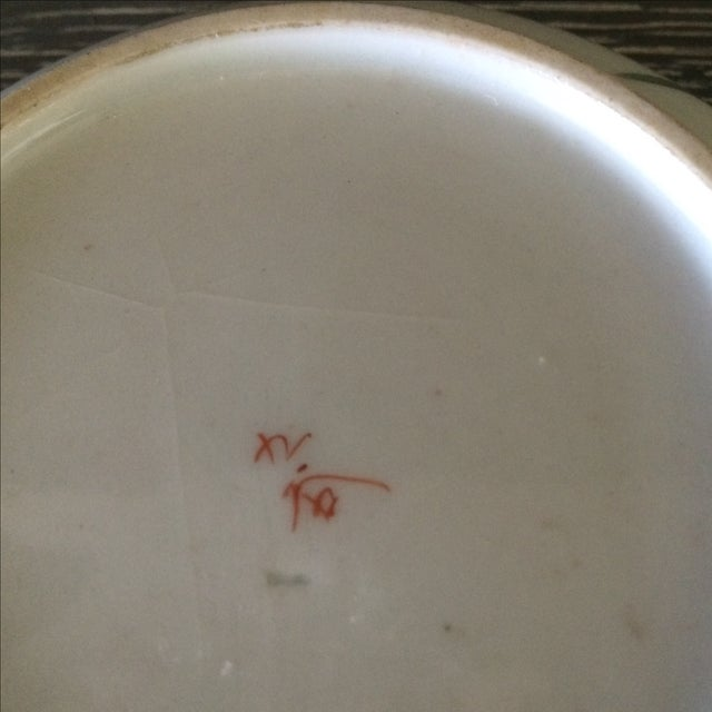 Chinese Trinket Dishes - A Pair - Image 6 of 7