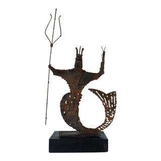 Brutalist Sculpture by Jack Hansen California