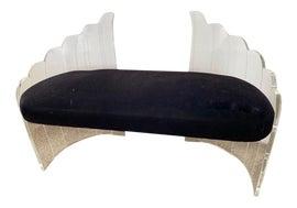 Image of Charles Hollis Jones Benches