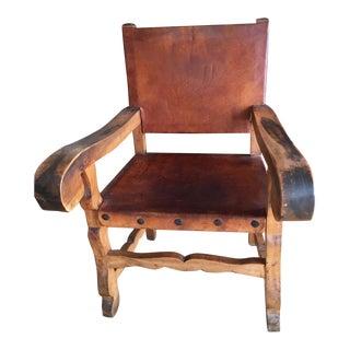 Spanish Friar's Armchair