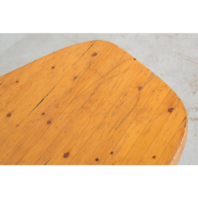 """Charlotte Perriand Les Arcs """"Forme Libre"""" Table by Charlotte Perriand For Sale - Image 4 of 9"""