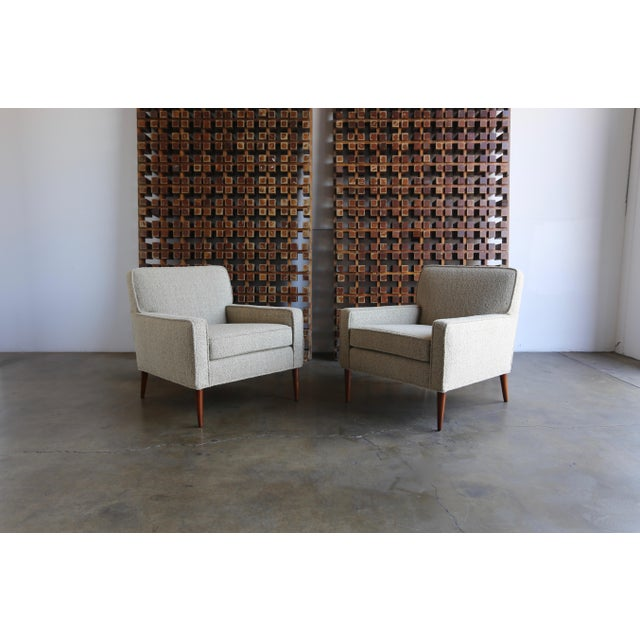Mid Century Paul McCobb Lounge Chairs - a Pair For Sale - Image 11 of 11