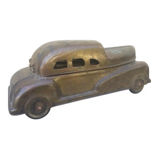 1920's Metal Car Paint Box For Sale
