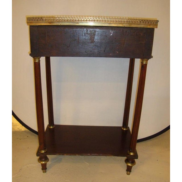 Bronze Mounted Gallery Stand - Image 9 of 10