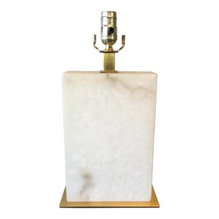 Arteriors Marble Carson Table Lamp For Sale