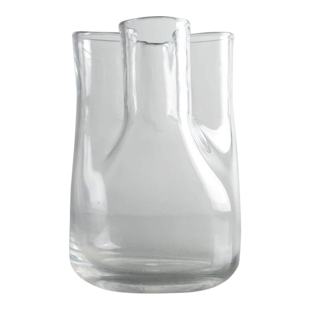 """Trinidad"" Carafe by Enzo Mari for Danese For Sale"