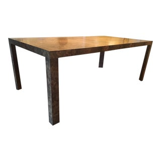 1970s Modern Edward Wormely Dining Table For Sale