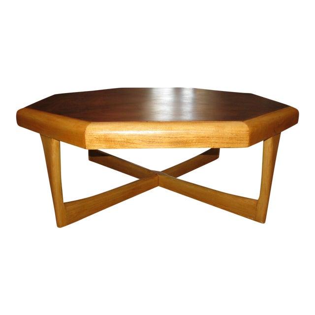 Lane Hexagonal Coffee Table - Image 1 of 10