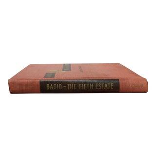Vintage Book, Radio: The Fifth Estate