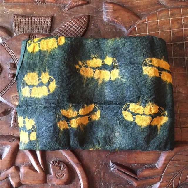 African Bark Cloth - Image 2 of 7