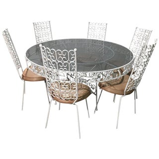 John Salterini Dining Set For Sale