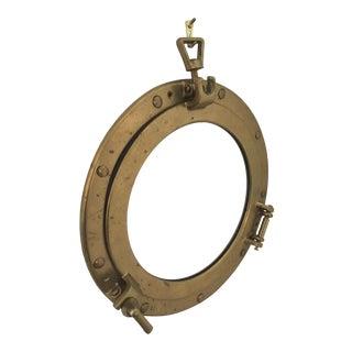 Heavy Duty Brass Portal Mirror For Sale