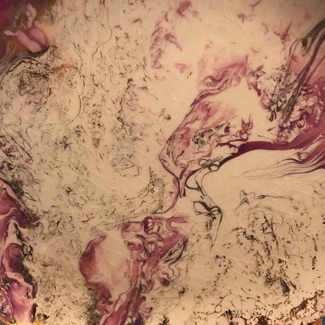 Midcentury Sasha Brastoff Ceramic Plate - Image 3 of 7