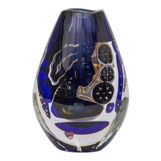 Orrefors Vase For Sale
