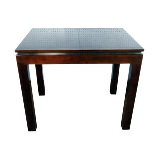 Mid-Century Modern Dunbar Game Table For Sale