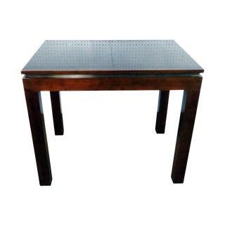 Mid-Century Modern Dunbar Game Table