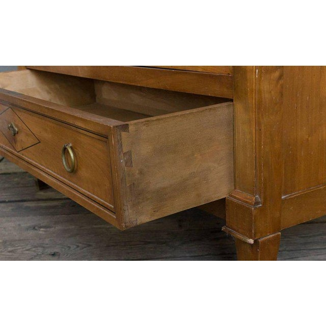 Neo Directoire Style Fruitwood Chest of Drawers - Image 7 of 10