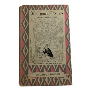 The Young Visitors Daisy Ashford Pene Du Bois Book For Sale