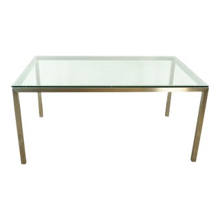 Modern Room & Board Portica Dining Table For Sale