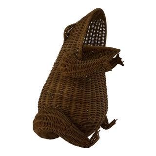 Wicker Frog