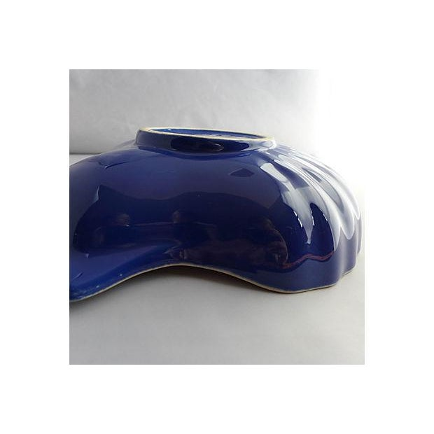 Vintage Nautical Porcelain Clamshell Serving Dish - Image 5 of 7