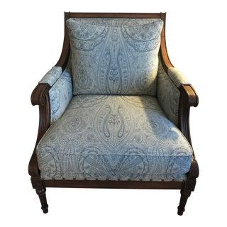 Ethan Allen Fairfax Chair For Sale