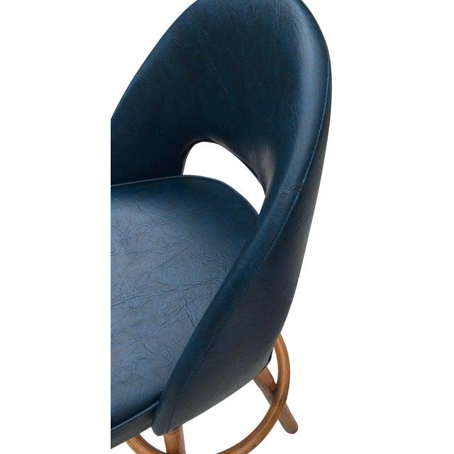 Vintage Eero Saarinen Barstools, Set of 3 For Sale - Image 4 of 4