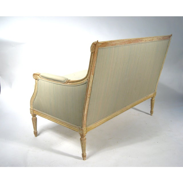 Settee in French Louis XVI Style - Image 4 of 10