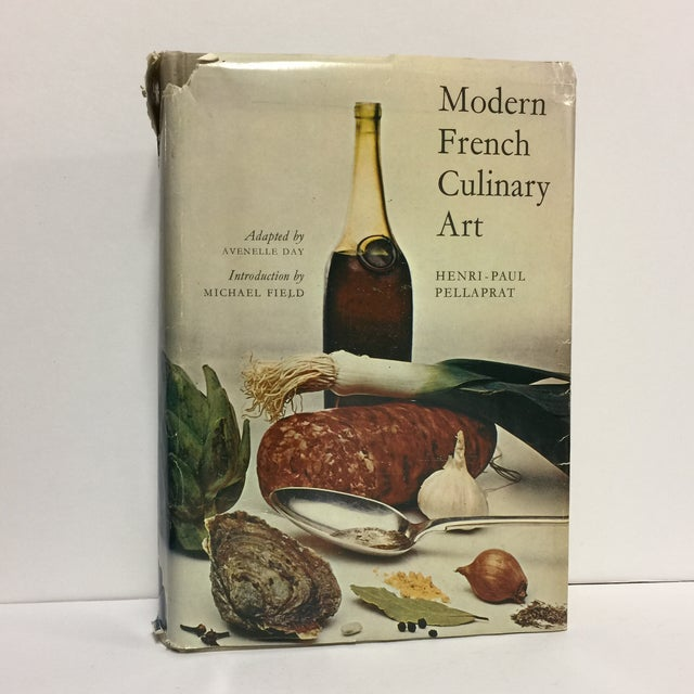 1966 Vintage Modern French Culinary Art Cook Book For Sale - Image 13 of 13