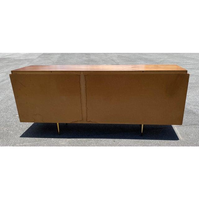 Brown John Stuart Mid-Century Modern Sideboard For Sale - Image 8 of 10