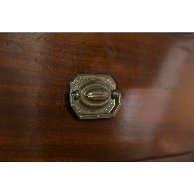 1870s English Traditional Mahogany Chest on Chest For Sale In New York - Image 6 of 8
