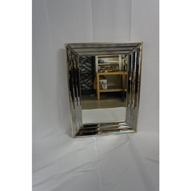From Paloma's personal collection. . Beveled Venetian Mirror