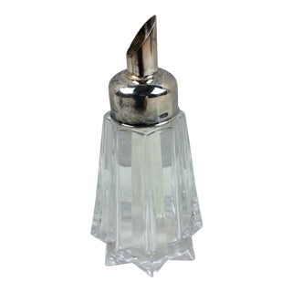Early 20th Century Crystal Pourer For Sale