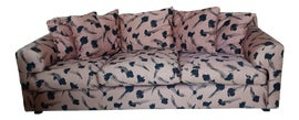 Image of Abstract Expressionism Standard Sofas
